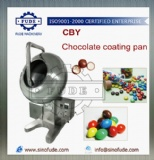 CBY1250Chocolate coating pan